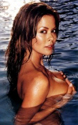 Brooke Burke sultry babe