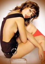 Milla Jovovich hot video