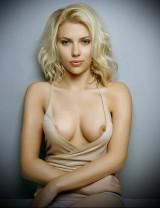 Scarlett Johansson is too sexiest