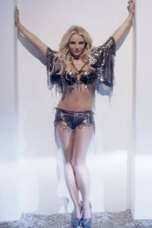 Britney Spears turning into a whore